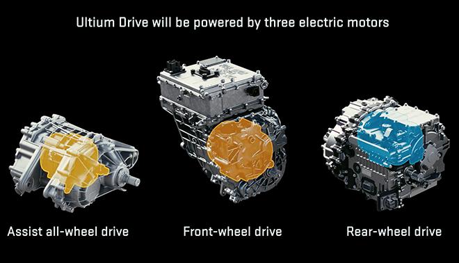 GM 전기차 플랜의 핵심, 얼티움 드라이브