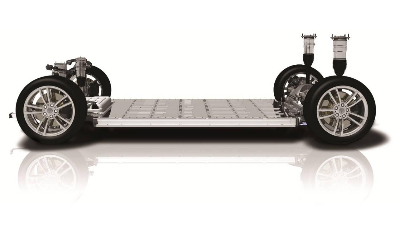 테슬라 스케이트보드 플랫폼