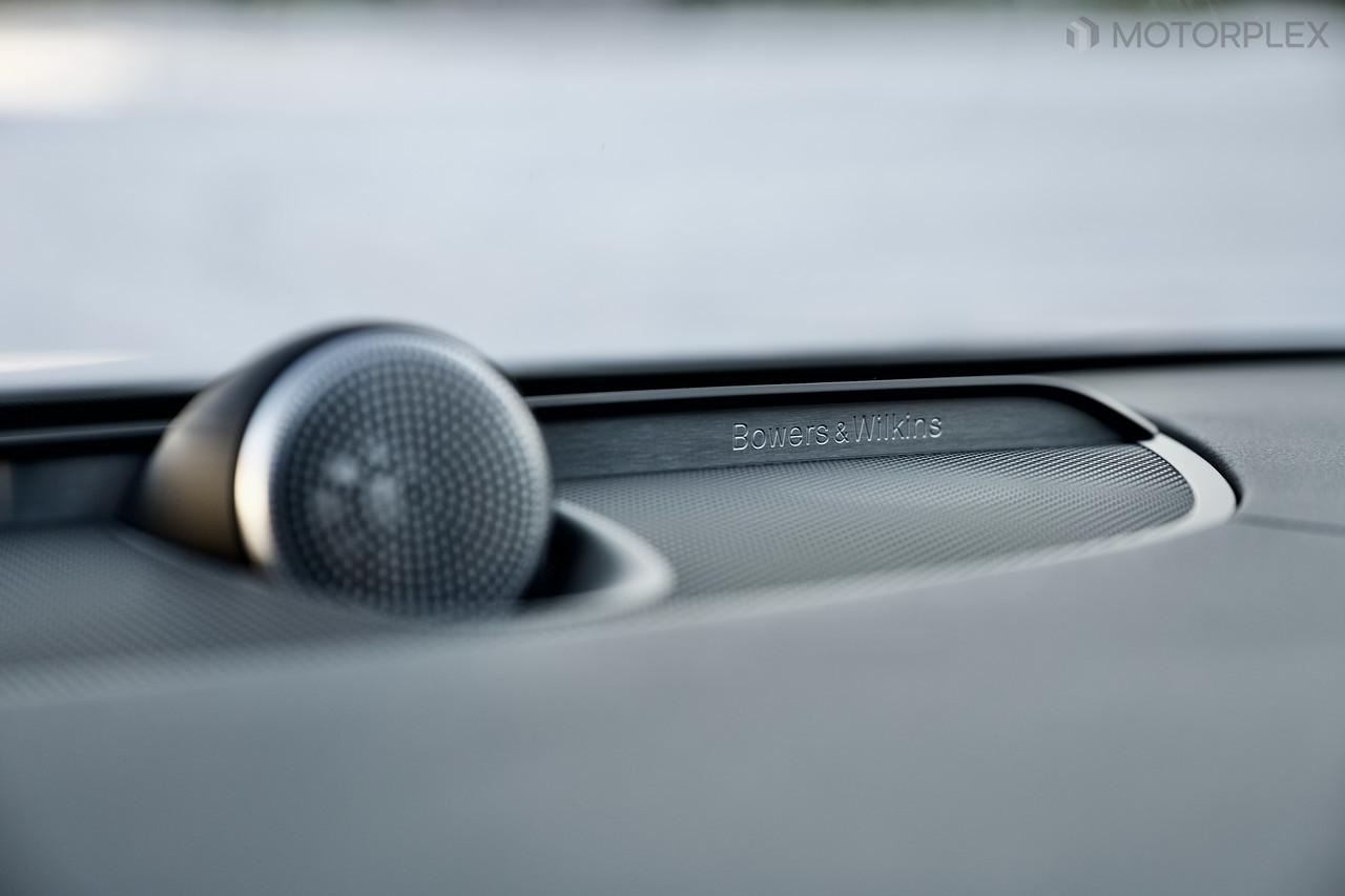 볼보 S90 T8 바워스 윌킨스 오디오 시스템, 막귀도 눈물을 흘리게 만든다